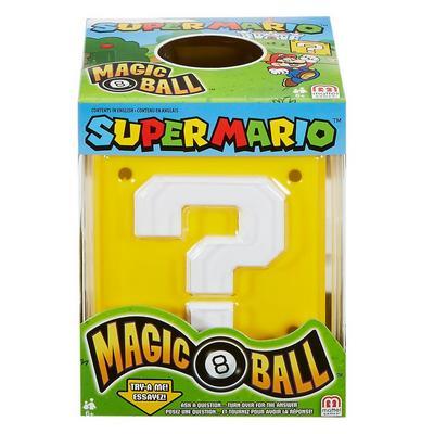 Magic 8 Ball - Super Mario Edition