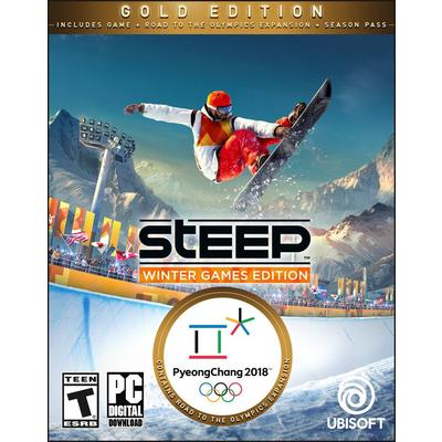 Steep: Winter Games Gold Edition