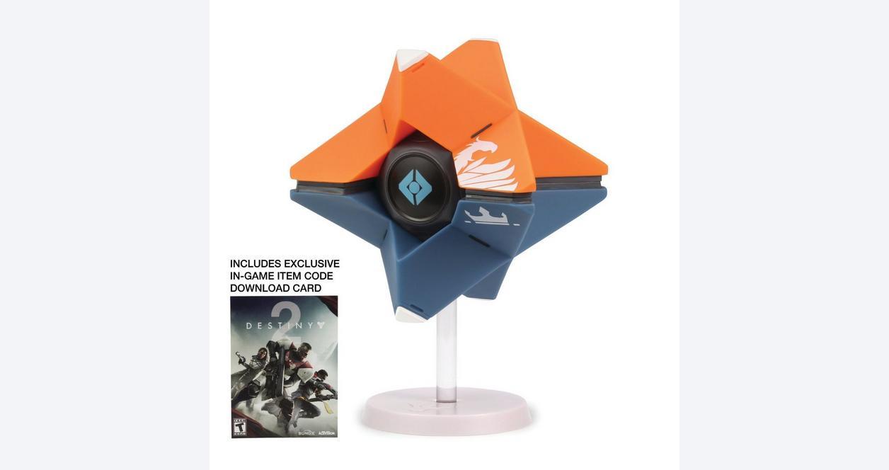 Destiny Ghost Vinyl - Kill Tracker with DLC