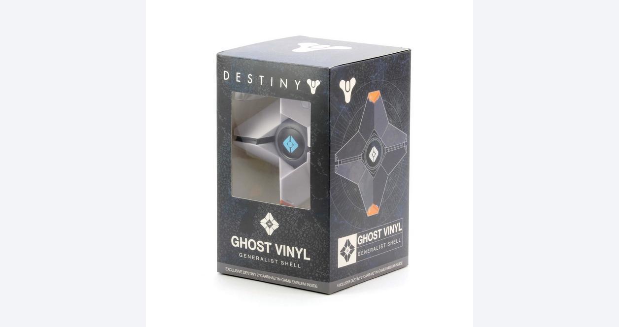 Destiny White Shell Ghost