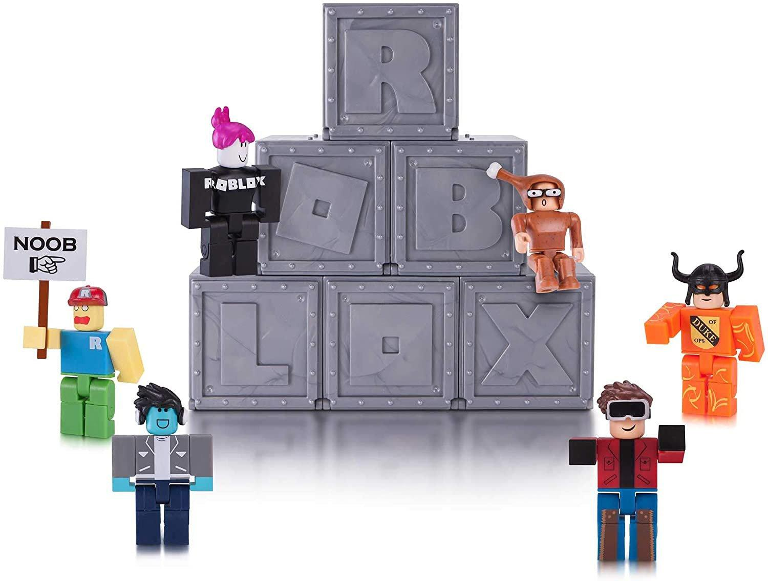 Roblox Celebrity Collection Roblox Celebrity Collection Series 1 Blind Box Figure Gamestop