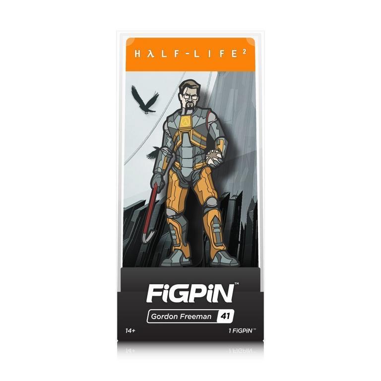 Half Life 2 Gordon Freeman FiGPiN