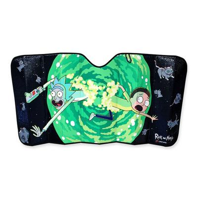 Rick and Morty Portal Sun Shade