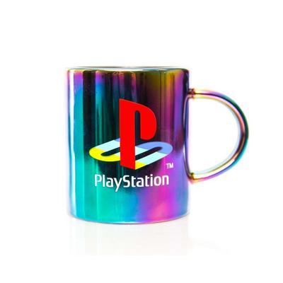 PlayStation Oil Slick Mug