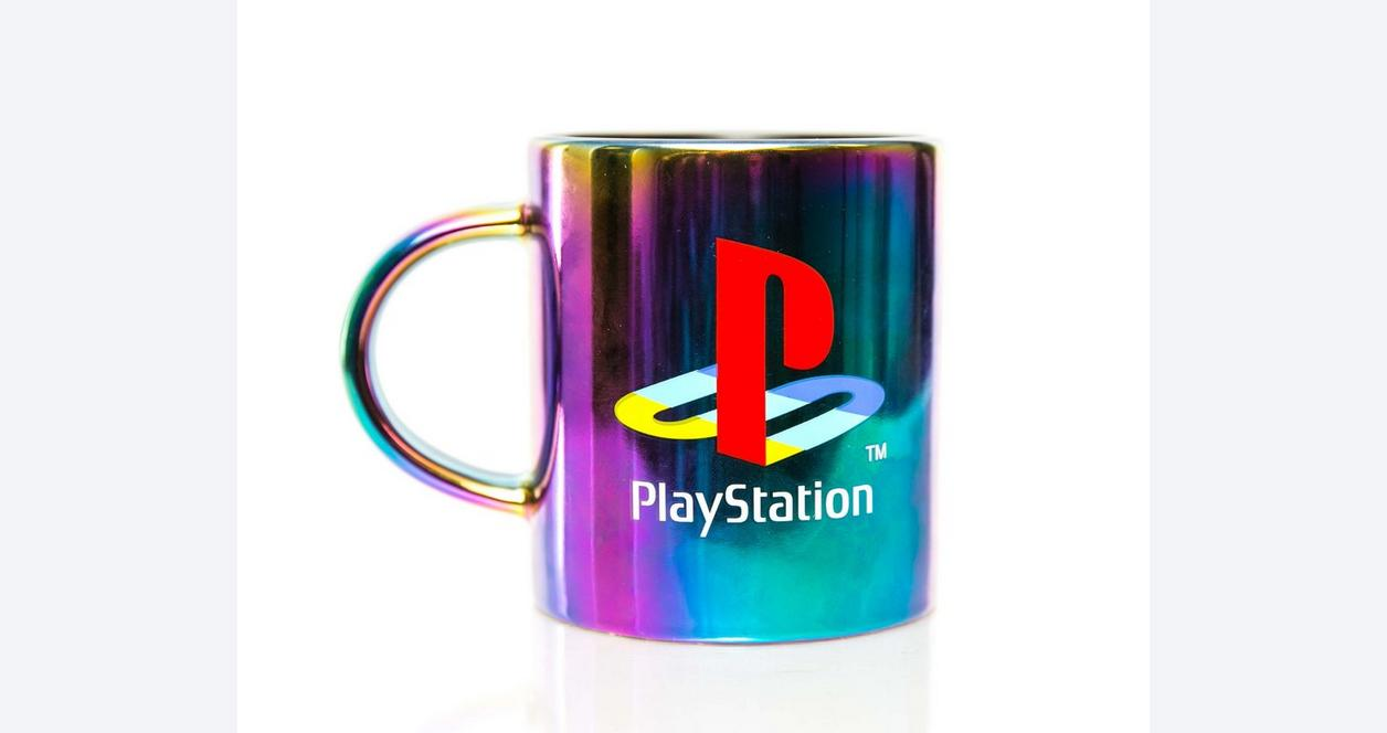 PlayStation Oil Slick 16 oz Mug