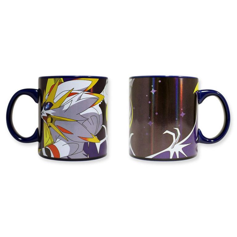 Pokemon Sun & Moon Legendary Pokemon Mug