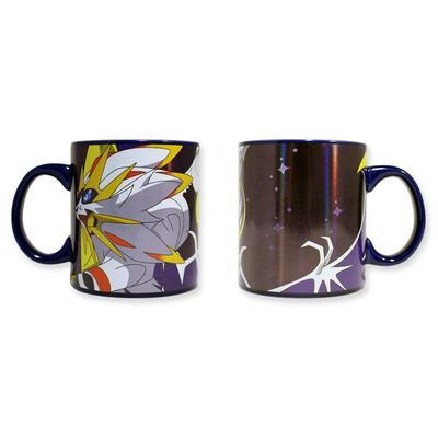 Pokemon Sun and Moon Legendary Pokemon Mug