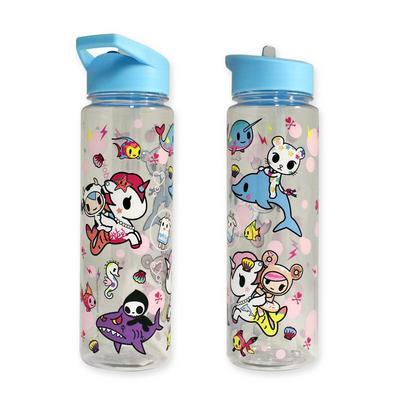 Tokidoki Foil Pet Water Bottle