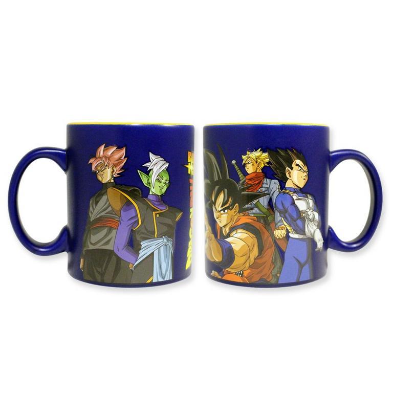Dragonball Z: Inside Print Character Mug