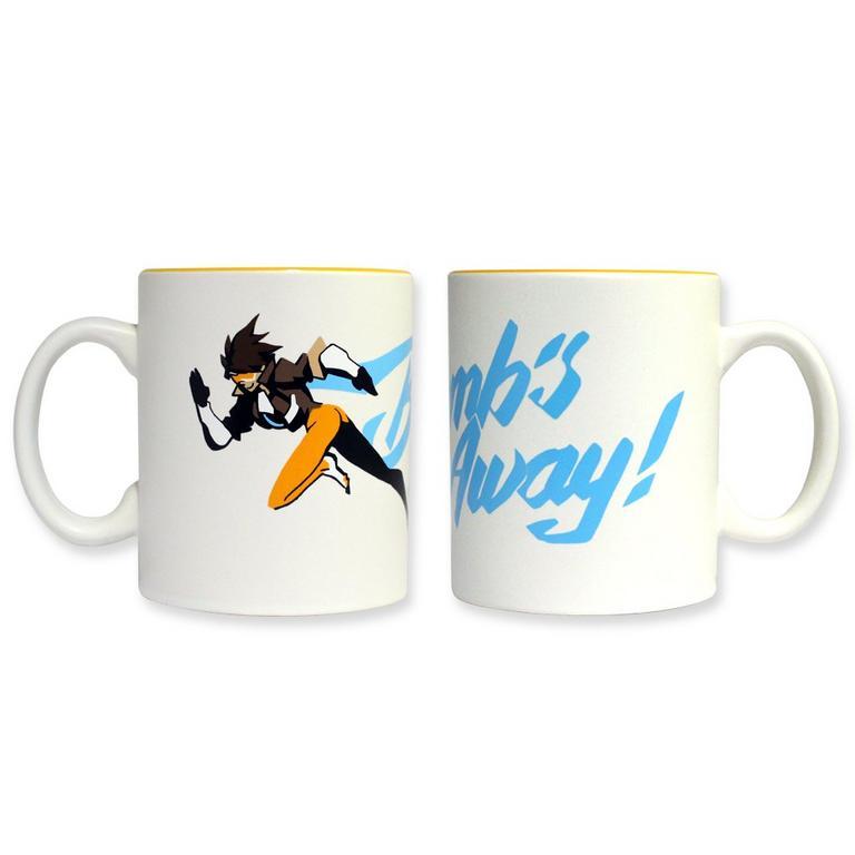 Overwatch Tracer Bomb's Away! Mug