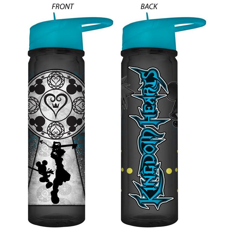 Kingdom Hearts 18.6oz. Double Walled Tritan Water Bottle