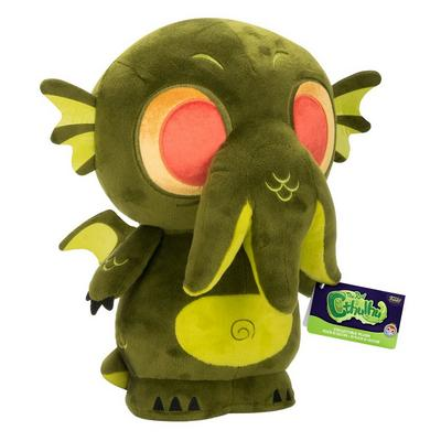 Cthulu 12 inch (Dark Green) Plush