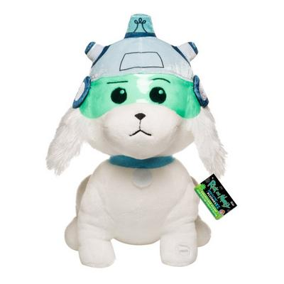 Rick and Morty 12 inch Snowball Plush with Sound