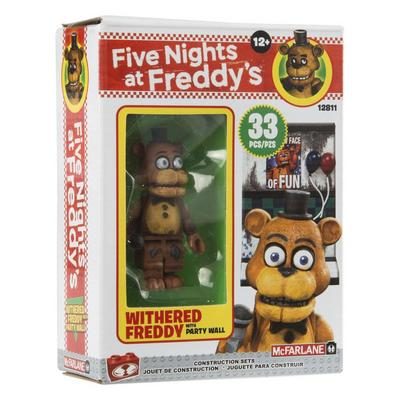 Five Nights At Freddy's Micro Construction Set - The Party Wall