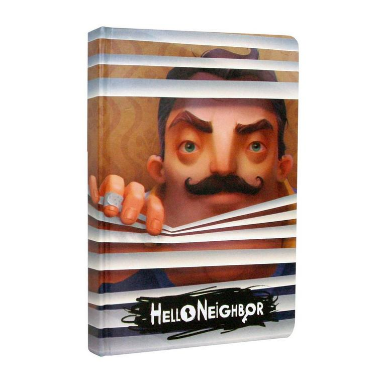 Hello Neighbor Journal