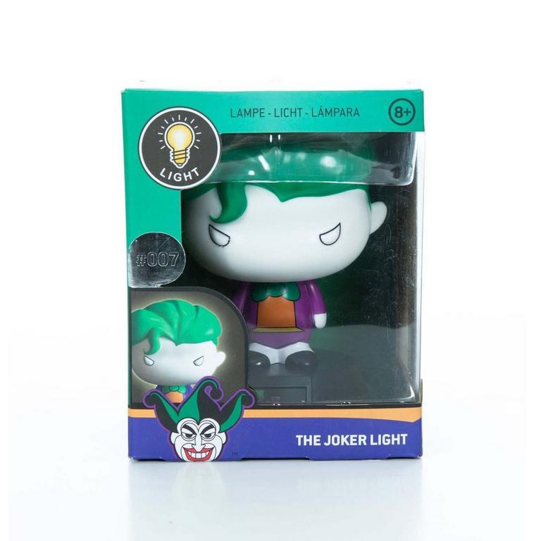 Batman The Joker 3D Character Light