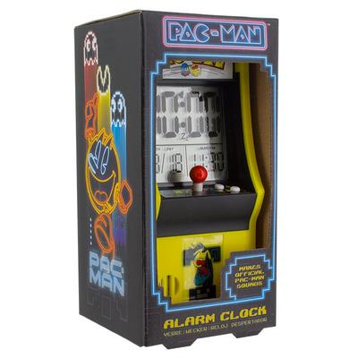 Pacman Arcade Alarm Clock