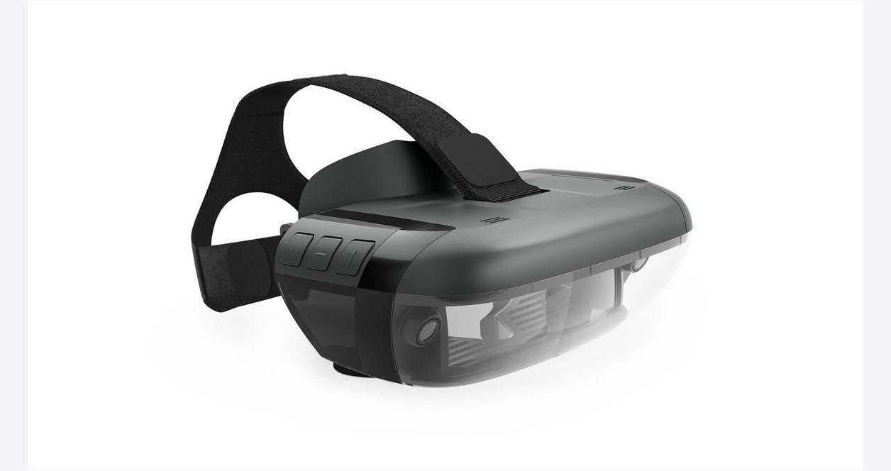 Star Wars: Jedi Challenges AR Headset with Lightsaber Controller and Tracking Beacon