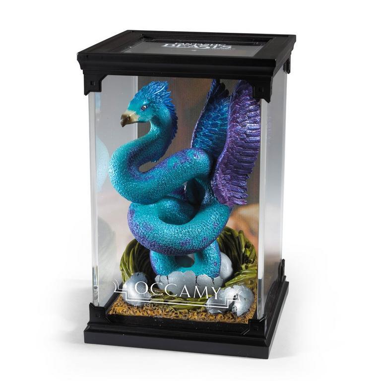 Fantastic Beasts Occamy Magical Creatures Statue