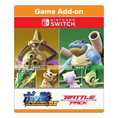 Pokken Tournament DX Battle Pack