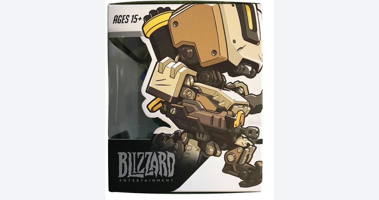 Overwatch: Cute But Deadly - Defense Matrix Bastion - Only at GameStop