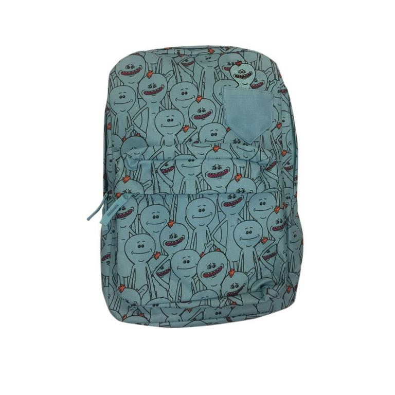 Rick And Morty Mr. Meeseeks Backpack