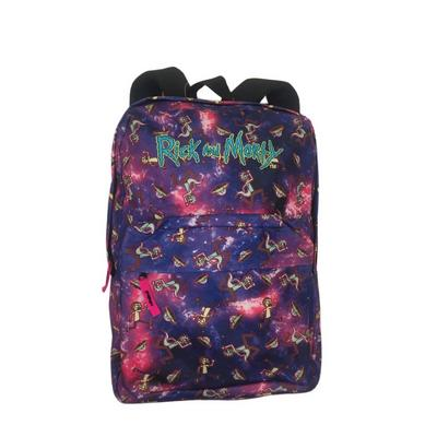 Rick and Morty Galaxy Backpack
