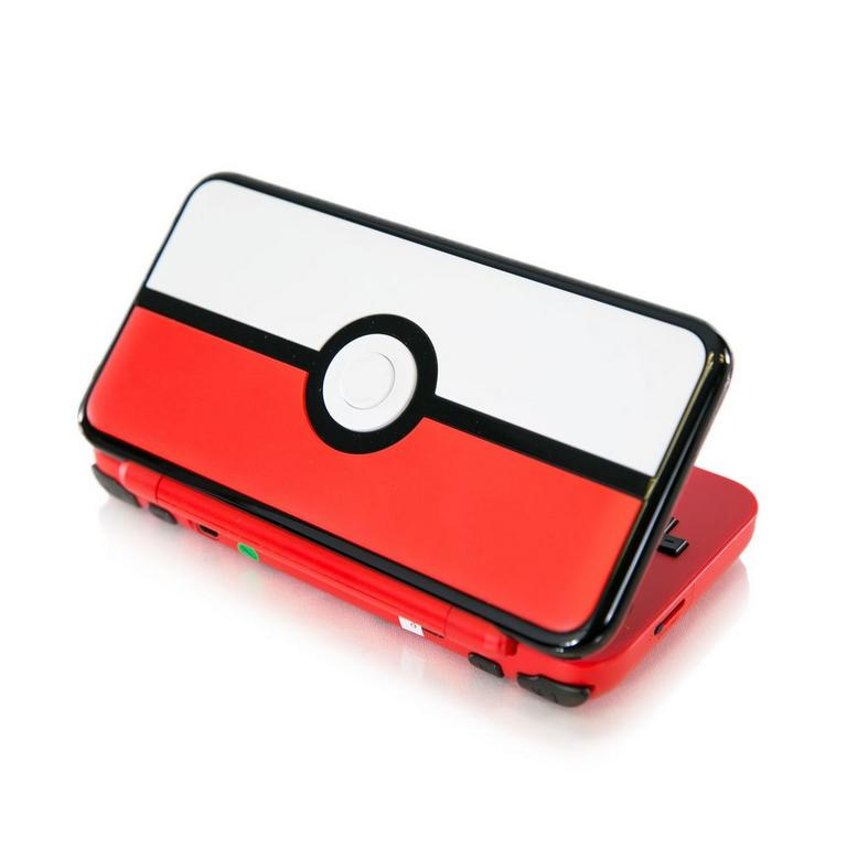 New Nintendo 2DS XL Poke Ball