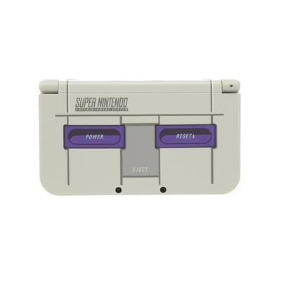 Nintendo New 3DS XL - Super NES Edition - GameStop Premium Refurbished
