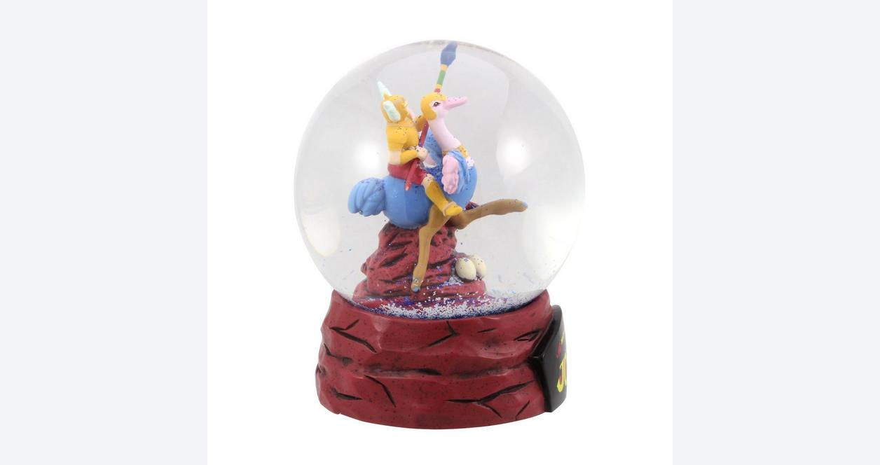 Midway Games Joust Snow Globe