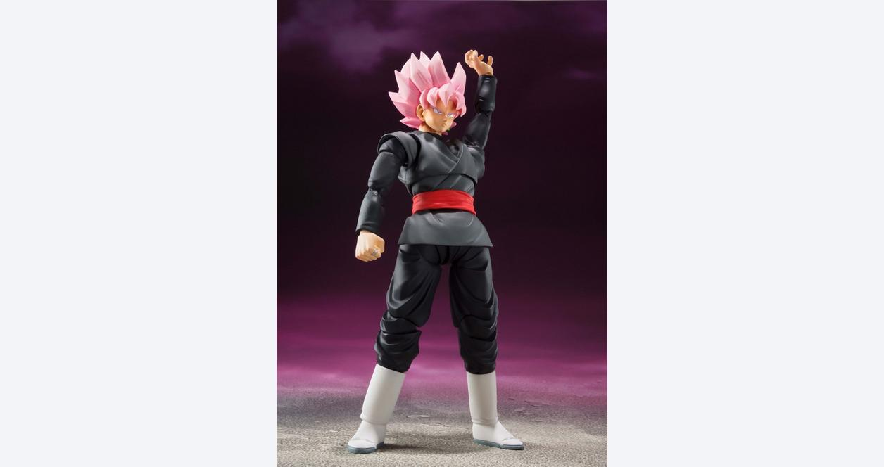 Dragon Ball Z Goku Black S.H. Figuarts Action Figure