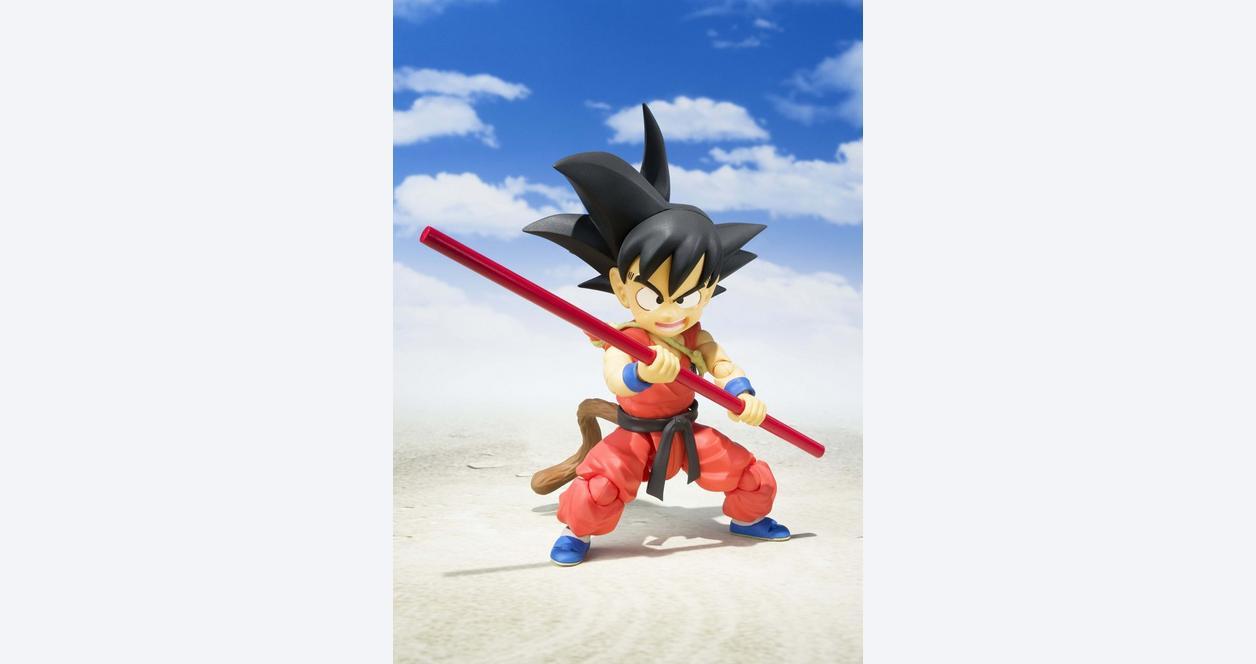S.H.Figuarts Kid Goku