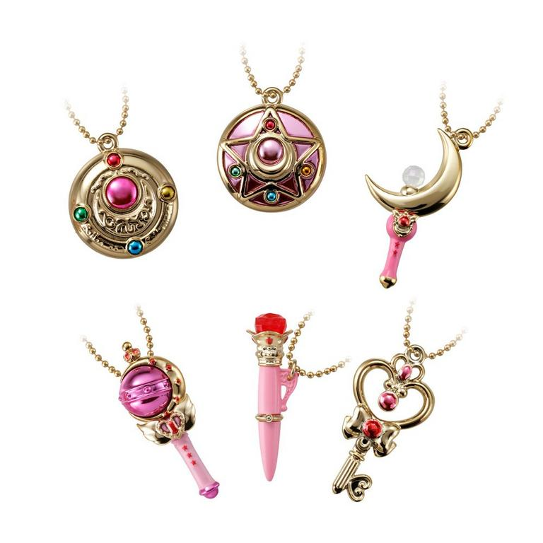 Little Charm Sailor Moon Vol. 1 Collection