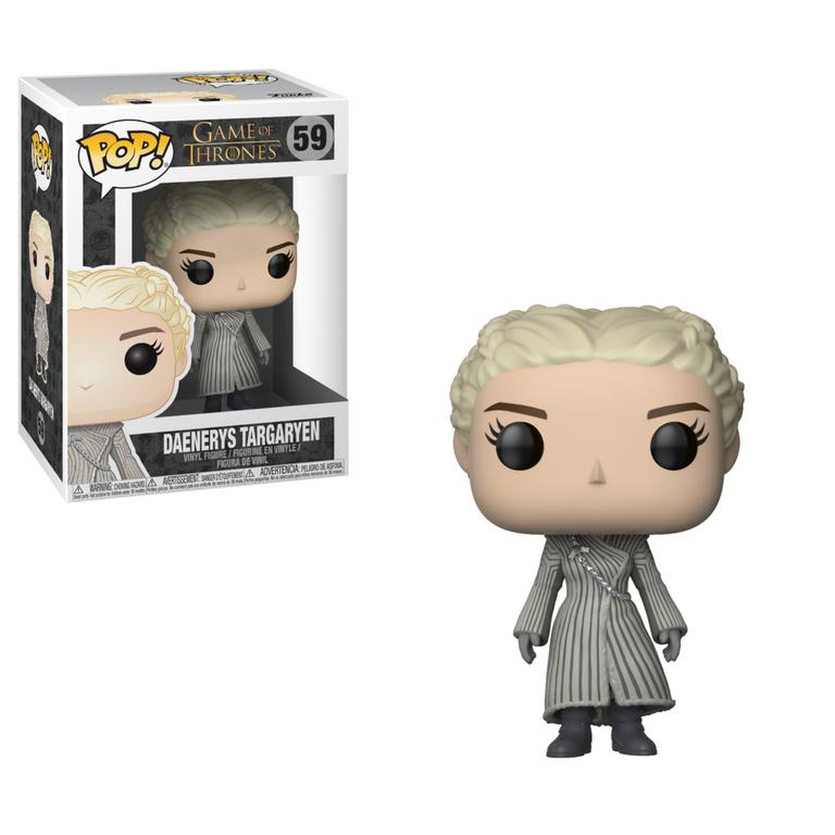 POP! TV: Game of Thrones Daenerys Targaryen White Coat