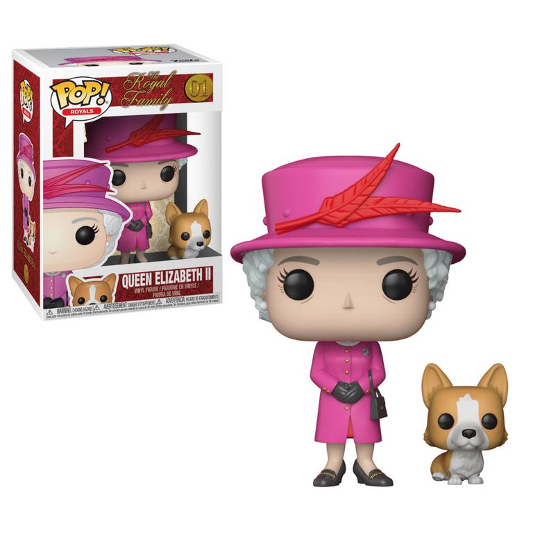 POP! Royal Family: Queen Elizabeth II