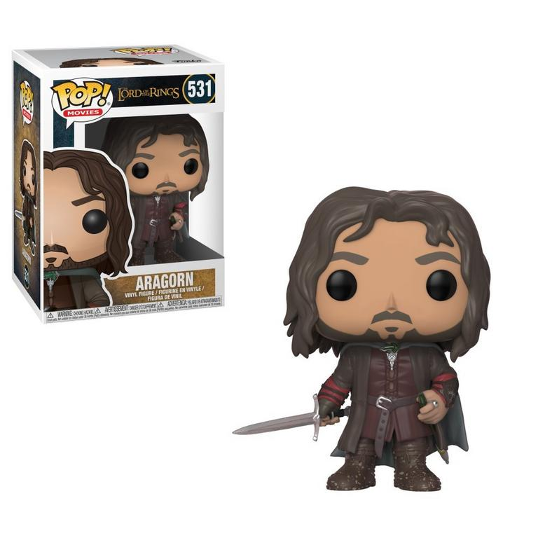 POP! Movies: The Lord of the Rings Aragorn
