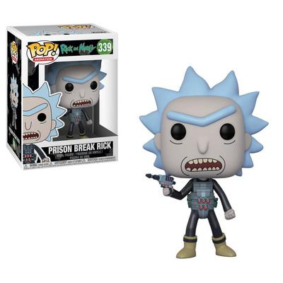 POP! Animation: Rick and Morty - Prison Break Rick