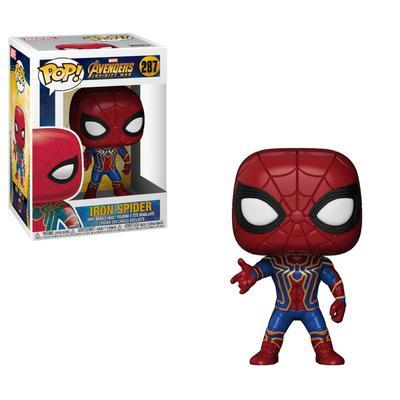 POP! Marvel: Avengers Infinity War - Iron Spider