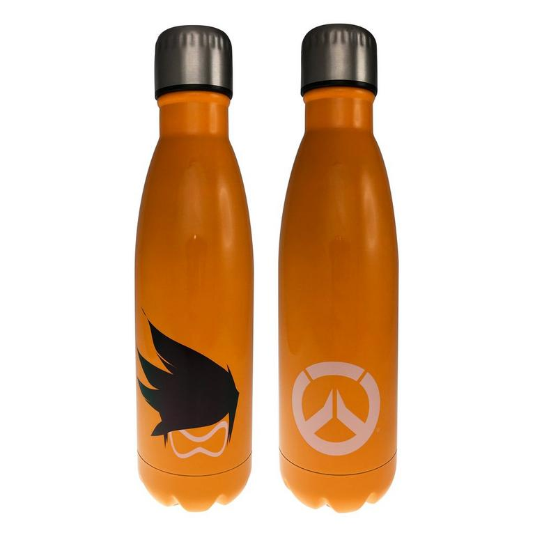 Stainless Steel Overwatch Tracer Water Bottle