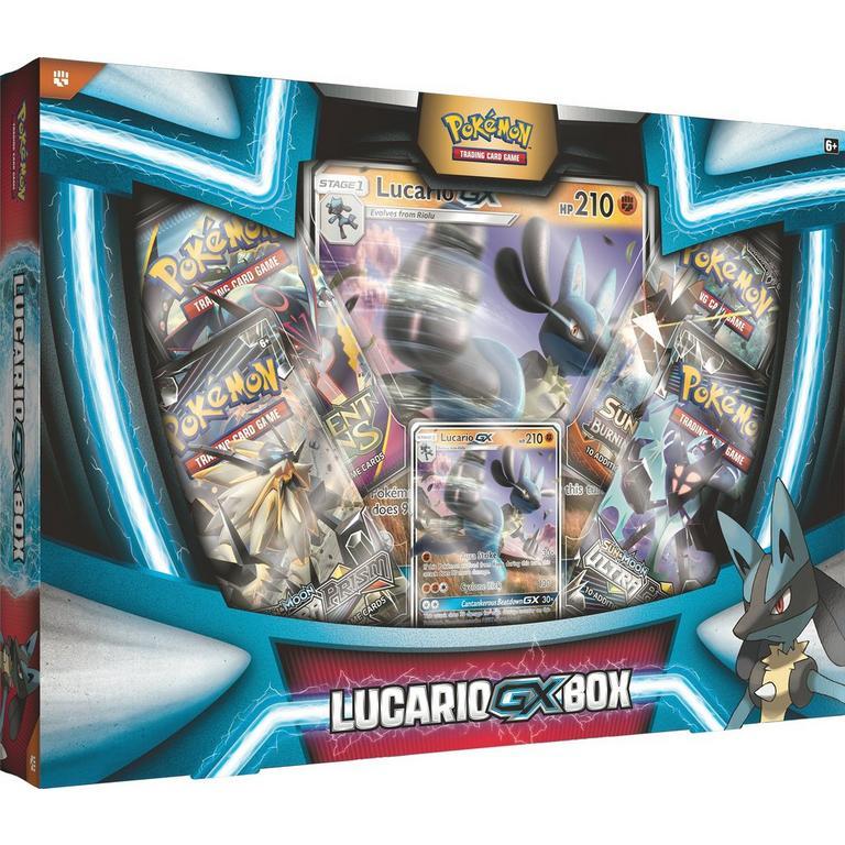 Pokemon Trading Card Game: Lucario-GX Box