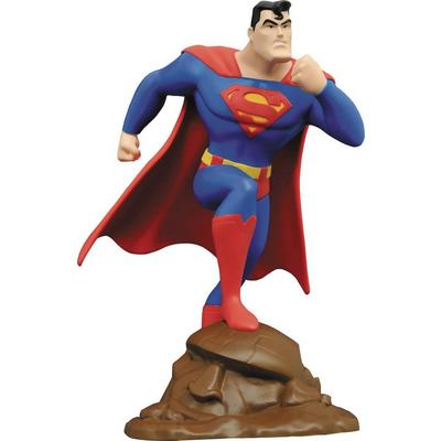 Superman: The Animated Series Gallery Superman Statue