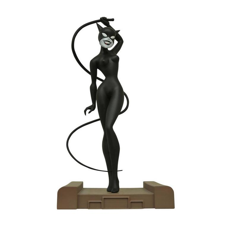 Batman: the Animated Series Gallery Catwoman Statue