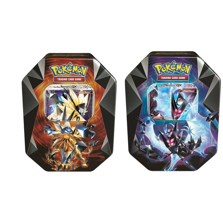 Pokemon Trading Card Game: Necrozma Prism Tin (Assortment)