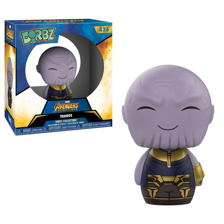 Dorbz: Avengers Infinity War - Thanos