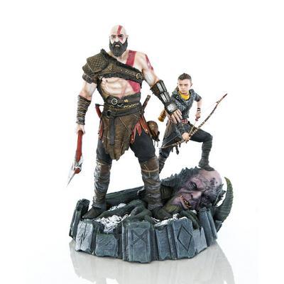 God of War: Kratos and Atreus 1:6 Scale Statue