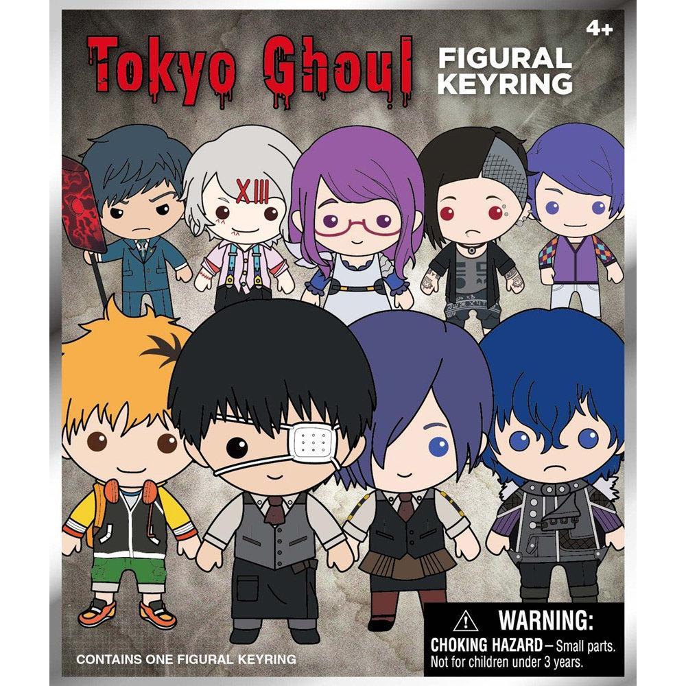 Tokyo Ghoul Blind Bag Figure Keychain | GameStop