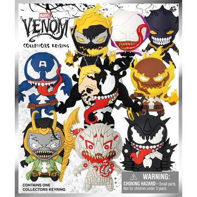 Venom Blind Bag Figure Keychain