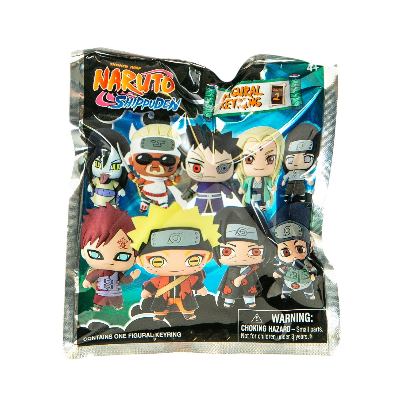 NARUTO SHIPPUDEN Monogram Blind Bag Figural Chibi Magnet Sasuke W// Sword New