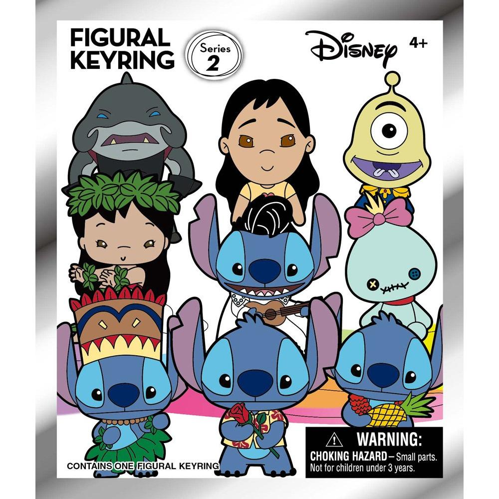 Lilo and Stitch Series 2 3D Foam Figure Blind Bag | GameStop