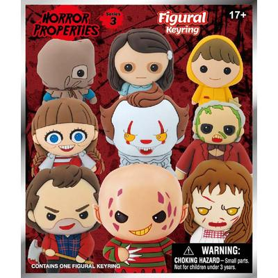 Horror Series 3 Blind Bag Figure Keychain